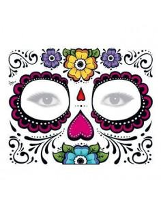 Halloweenská maska s...