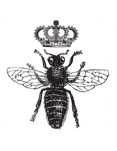 Včelí královna - nalepovací tetování