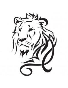 Lev - velké tribal...