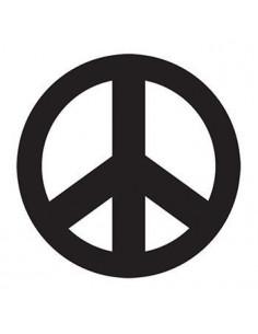 Peace - nalepovací tetování