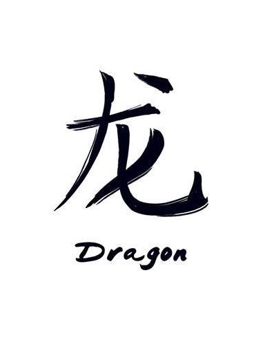 Znamení čínského zvěrokruhu Drak -...