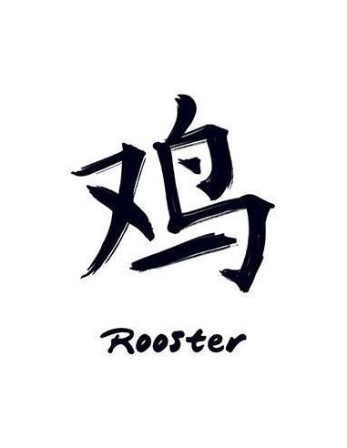 Znamení čínského zvěrokruhu Kohout -...