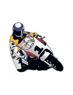Závodní motorka -...