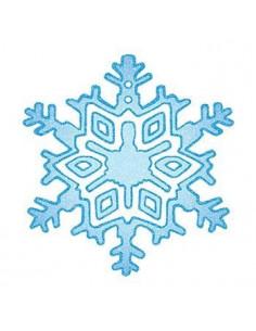Třpytivá sněhová vločka -...