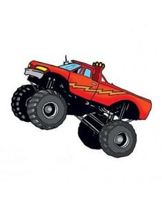 Monster Truck - nalepovací...