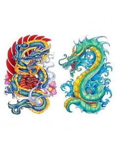 Dva čínští draci -...