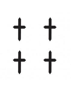 Čtyři malé křížky -...