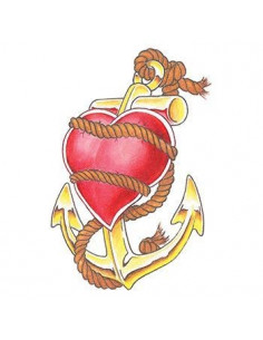 Kotva a svázané srdce -...
