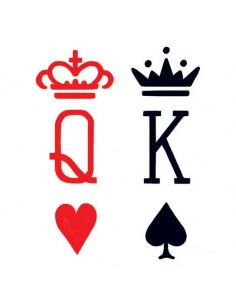 Srdcová královna a pikový...