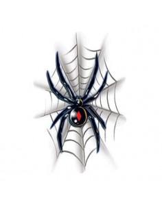Černá vdova s pavučinou -...