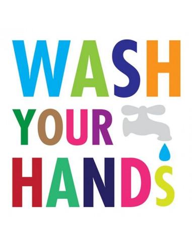 Wash Your Hands - tetovačka pro děti