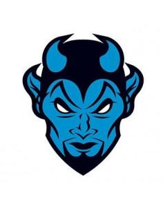Modrý ďábel - tetovačka pro...