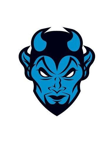 Modrý ďábel - tetovačka pro kluky