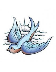 Modrá vlaštovka -...