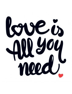 Love Is All You Need -...