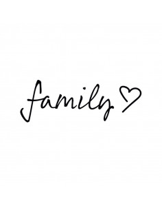 Family - dočasné tetování