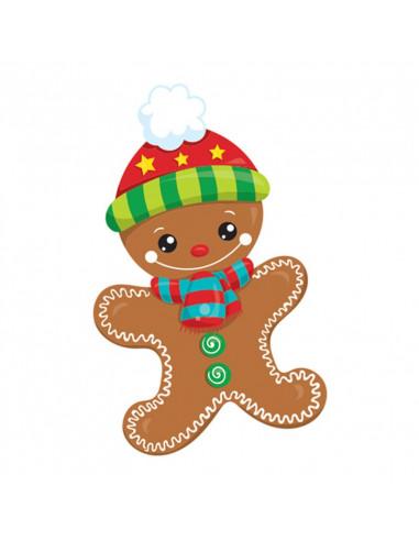 Pan Perníček - vánoční tetovačka pro...