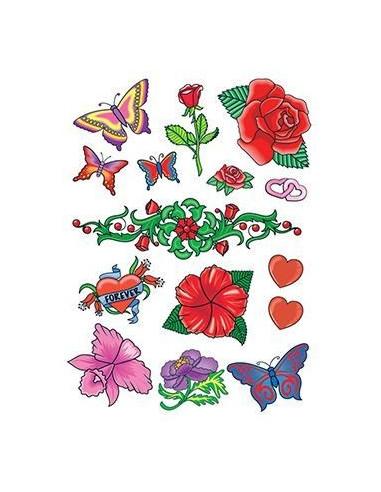 Letní tetovačky - sada 2