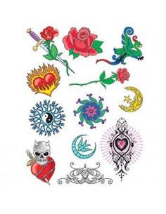 Letní tetovačky - sada 3