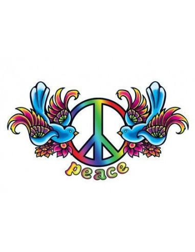 Ptáčci se symbolem Peace - dočasné...