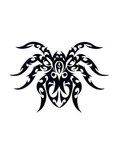 Pavouk - tribal dočasné tetování