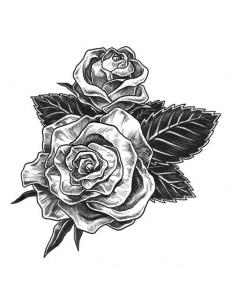 Dvě šedé růže - dočasné...