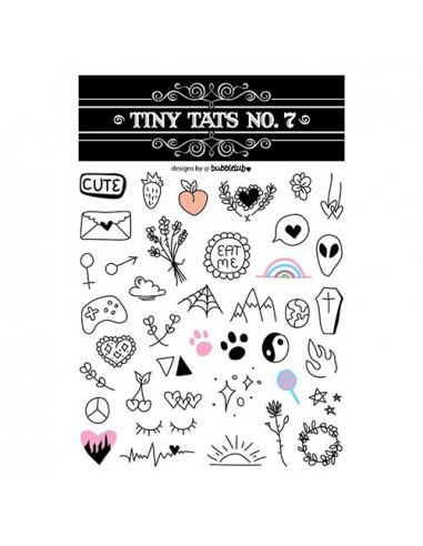 Drobné tetovačky pro ženy - sada 7
