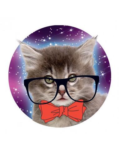 Galaktická kočka - dočasné tetování