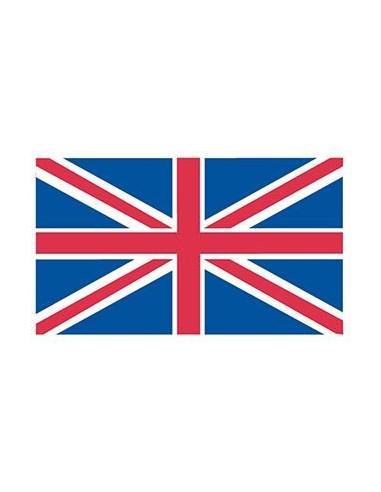 Britská vlajka - nalepovací tetování