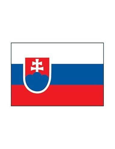 Slovenská vlajka - nalepovací tetování