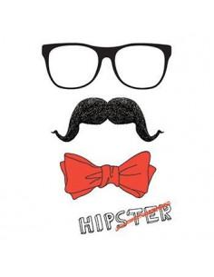 Nejsem hipster - nalepovací...