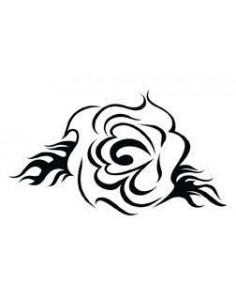 Růže - tribal nalepovací...