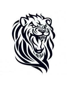 Lev - tribal nalepovací...