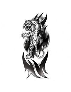Rozzuřený tygr - velké...
