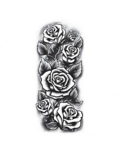 Růže - velké nalepovací...