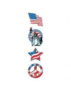 Americké symboly -...