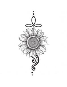 Slunečnice - nalepovací...