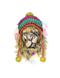 Malý hipster lev -...