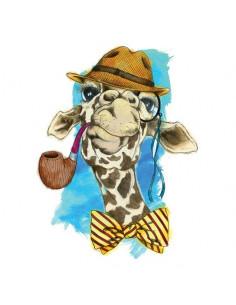 Velká hipster žirafa -...