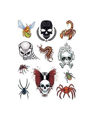 Lebky, pavouci a další příšerky -...