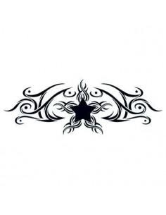 Hvězda - tribal nalepovací...