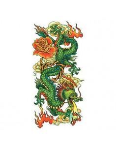 Tradiční čínský drak -...