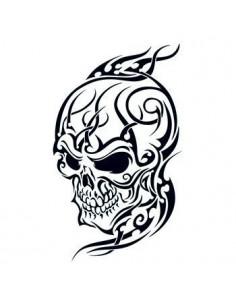 Lebka 2 - tribal nalepovací...