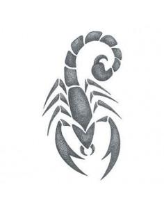 Šedý škorpion - nalepovací...