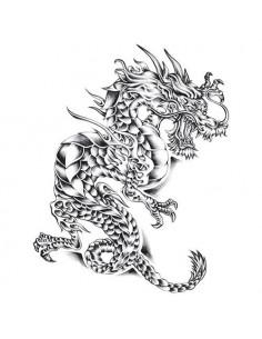 Rozzuřený drak - velké...
