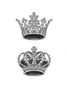 Koruna pro krále a královnu...