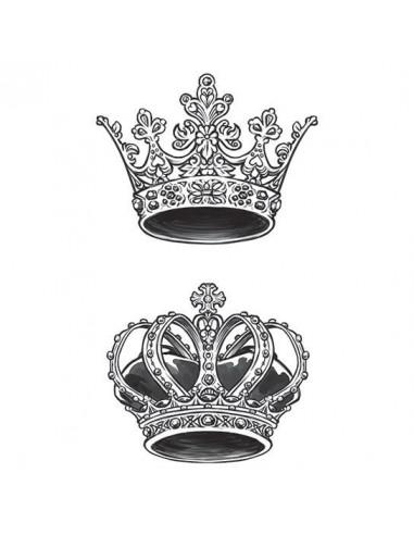 Koruna pro krále a královnu -...