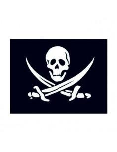 Malá pirátská vlajka -...