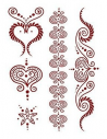 Styl henna